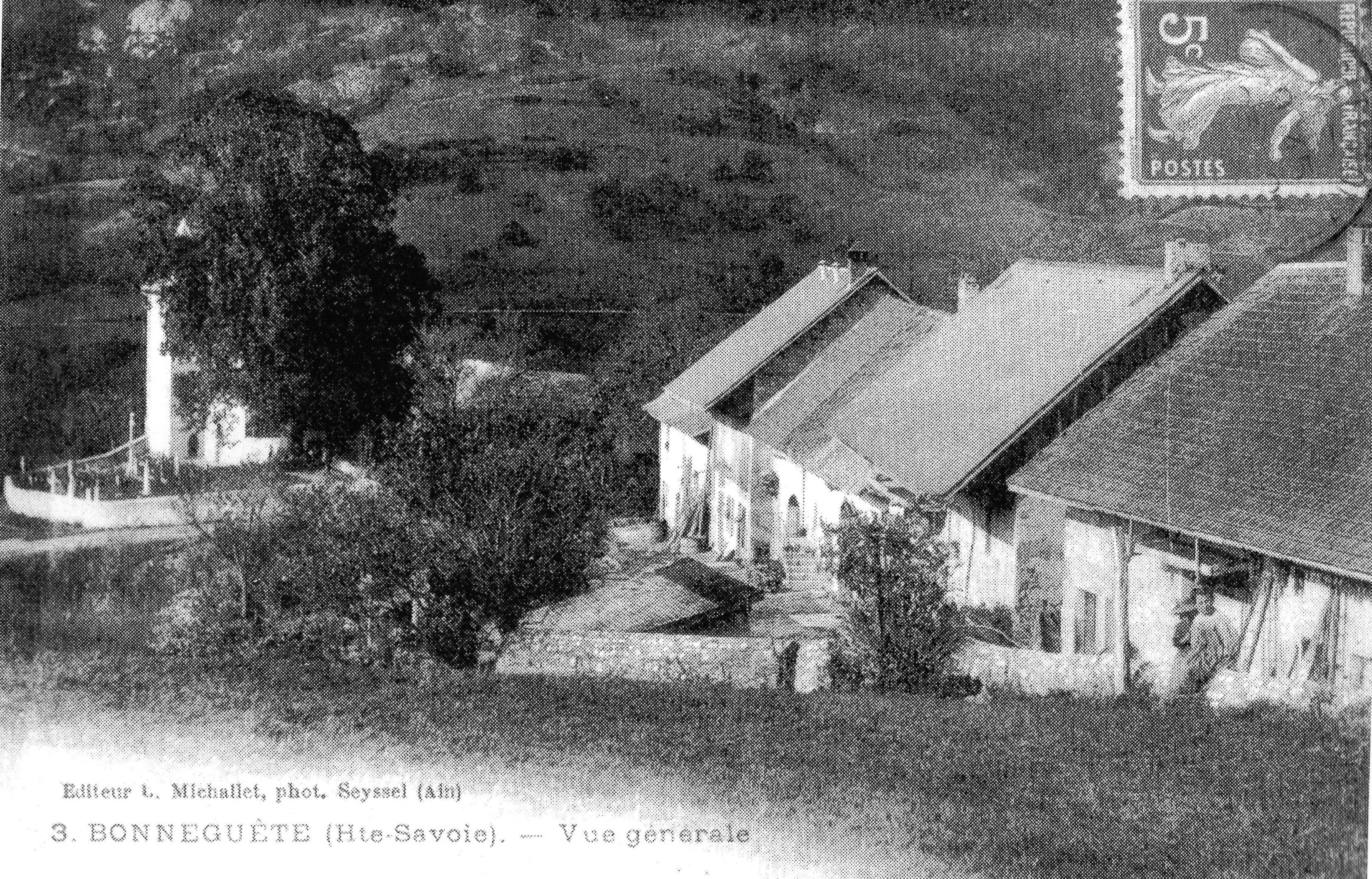 Route de la chapelle