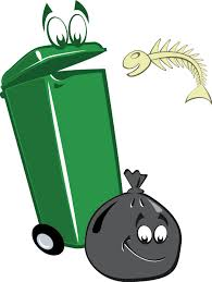 passage des ordures ménagères Ascension