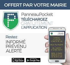 Information Panneau Pocket